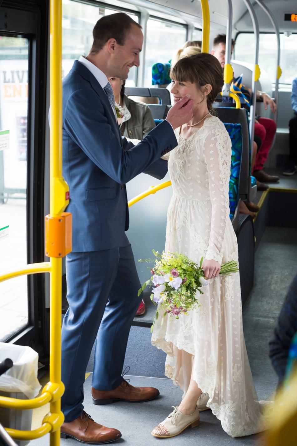 bröllop buss stockholm
