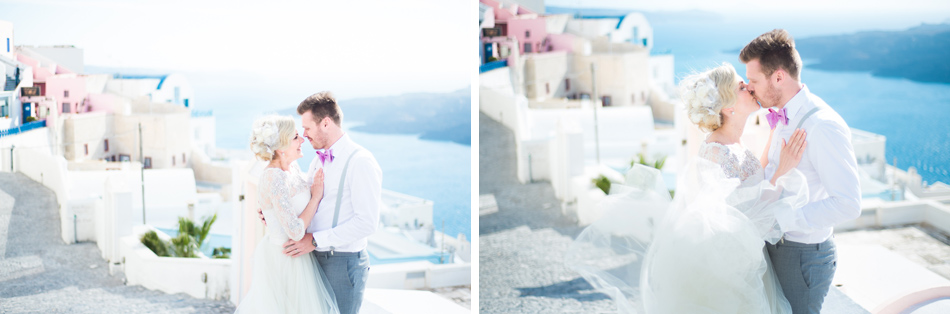 wedding photographer santorini greece