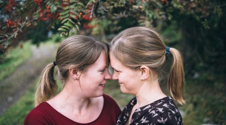 lesbische verlobung