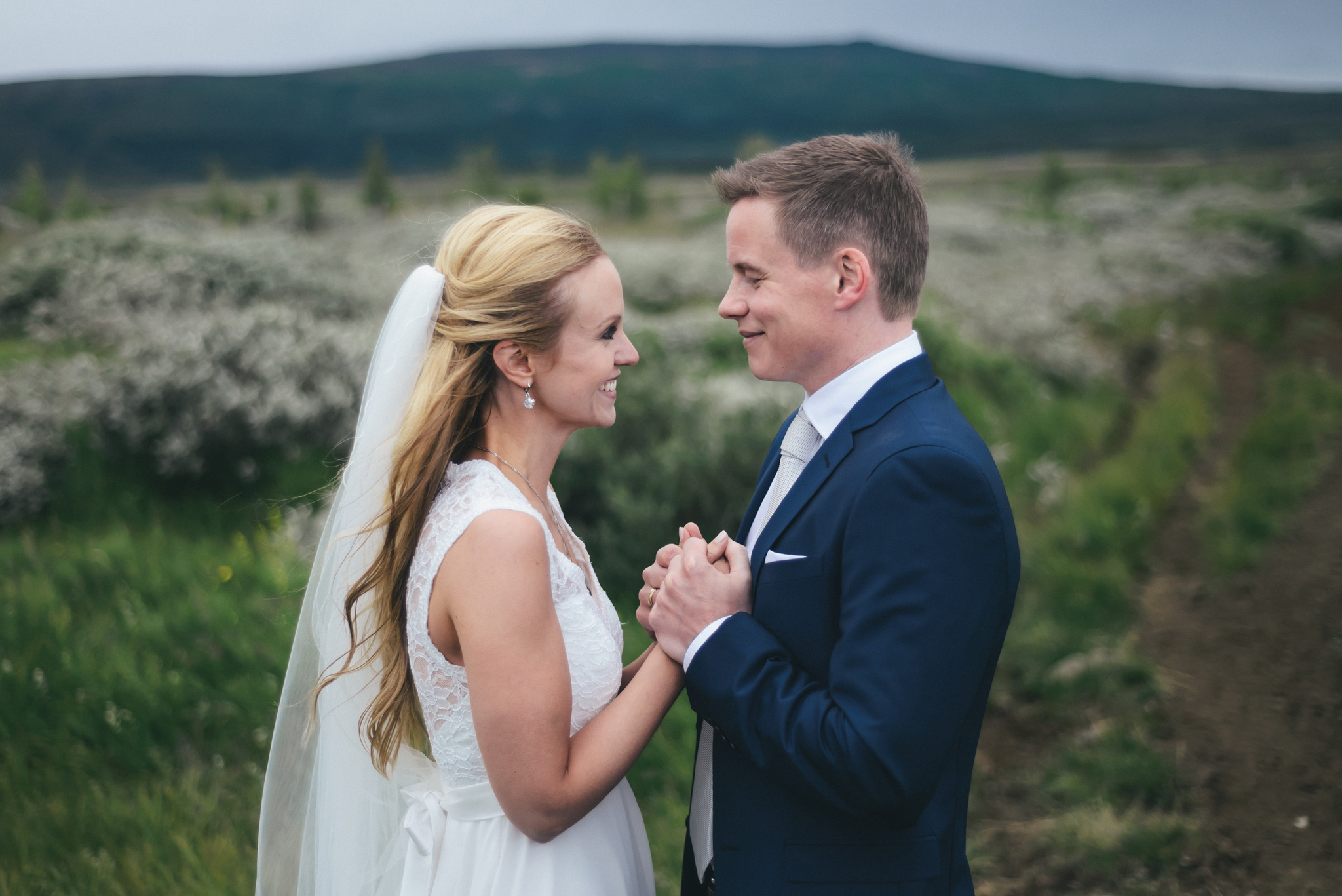 wedding on iceland