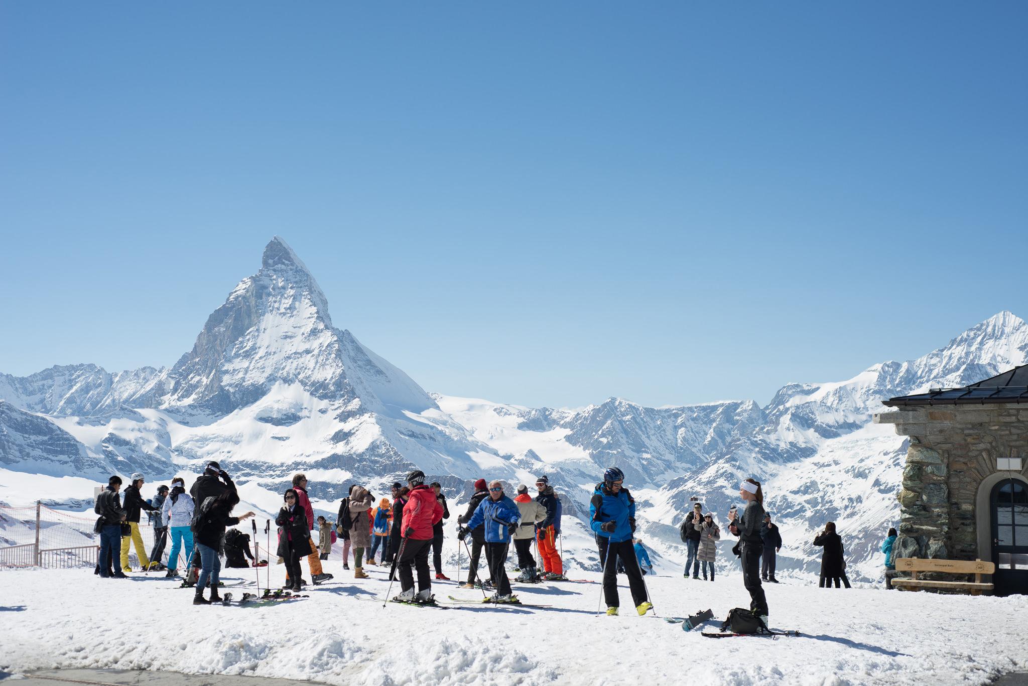 matterhorn zermatt schweiz