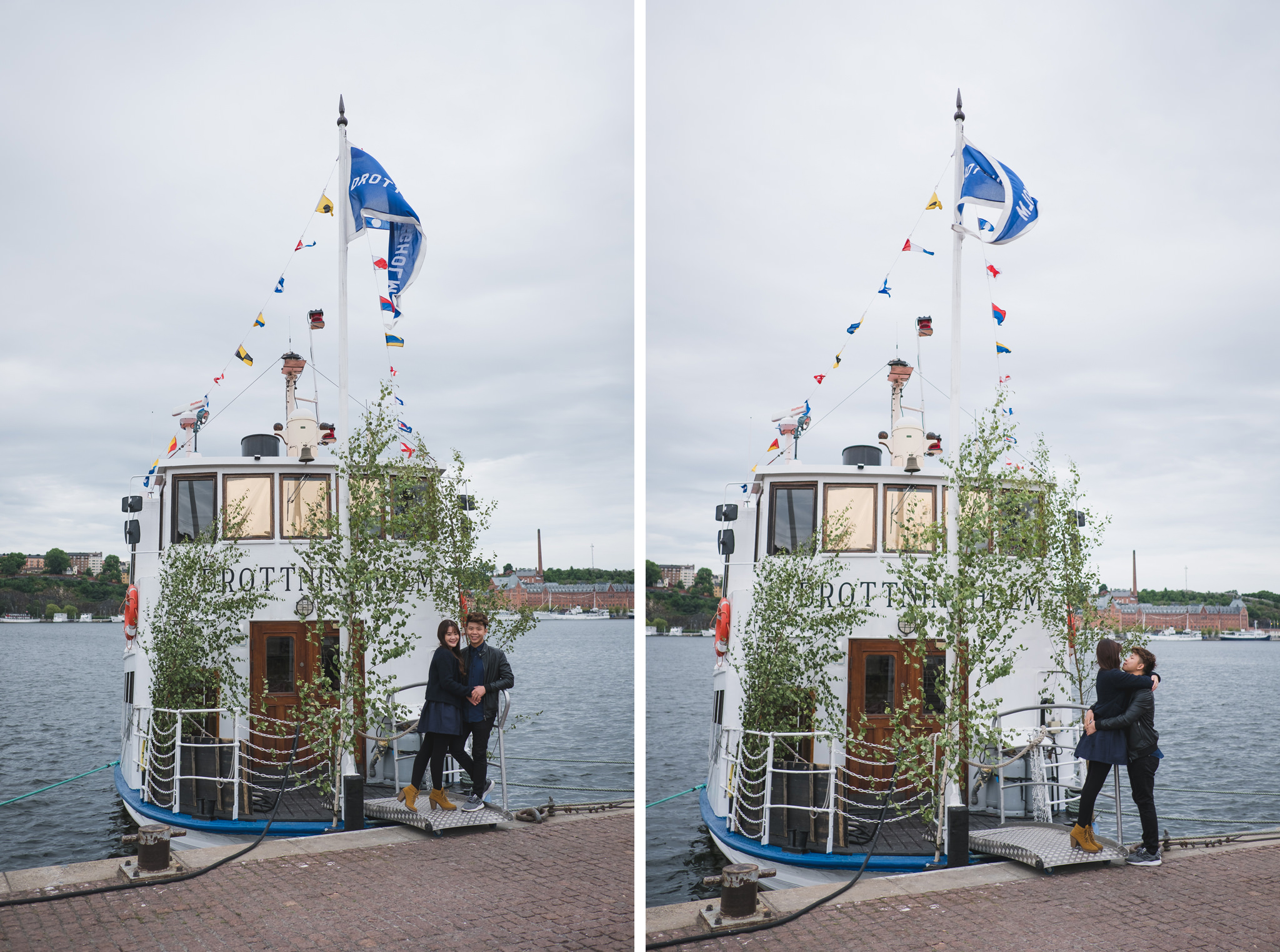 sweet escape holiday photography in stockholm sweden